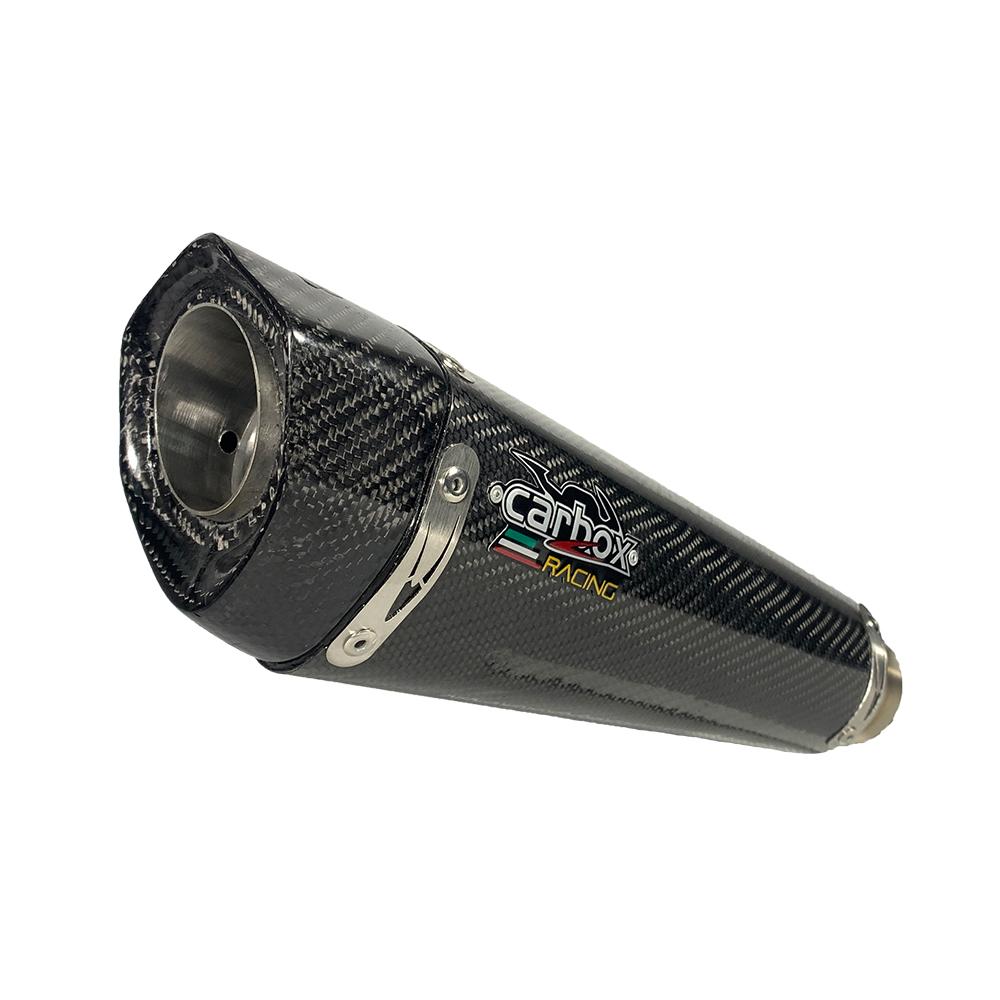 Ponteira Viper Carbon - Ninja 400