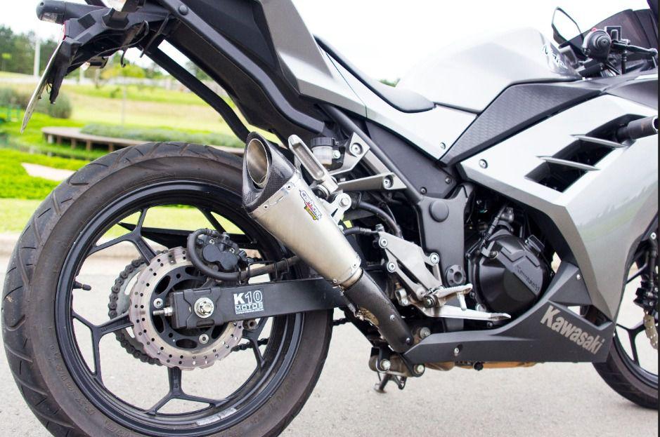 Protetor Do Coletor - Ninja 300 / Z300