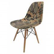 Cadeira Charles Eames Eiffel Personalizada