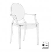 Cadeira Transparente Policarbonato