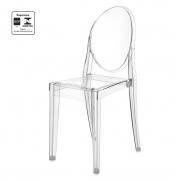 Cadeira Victoria Transparente