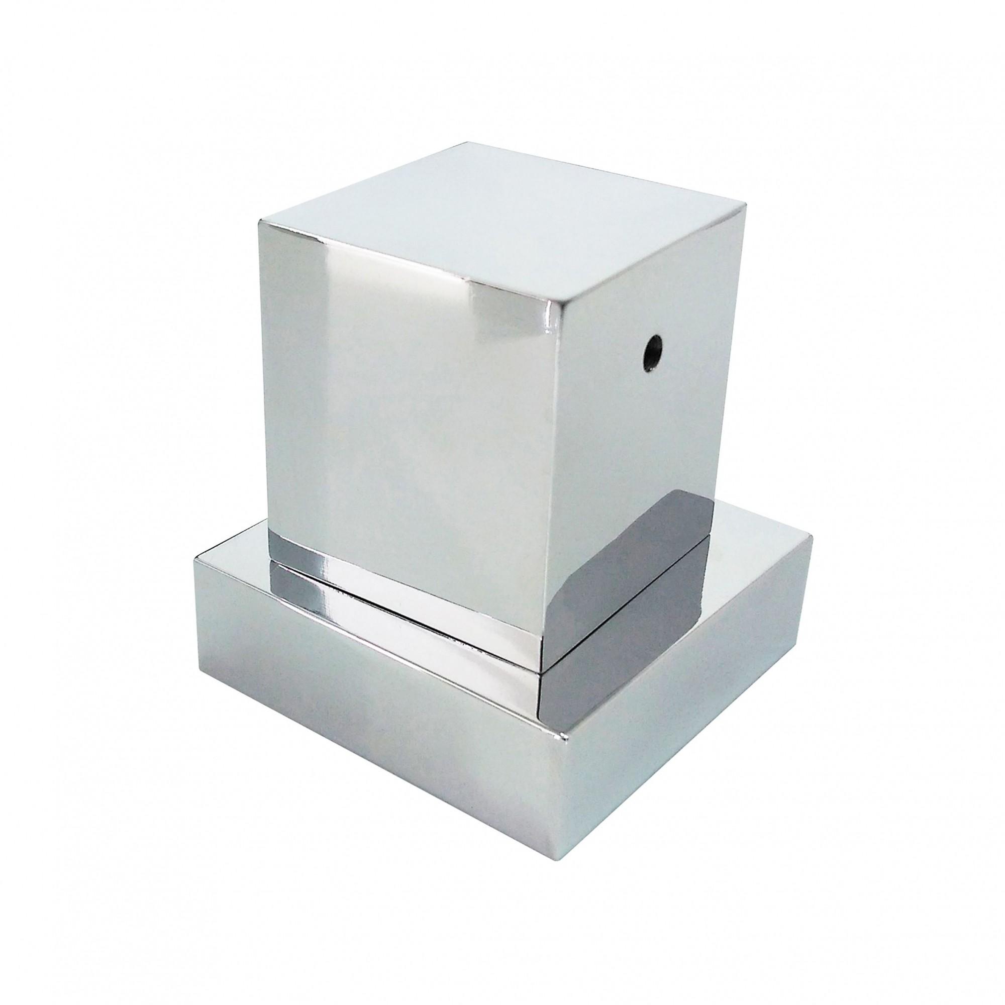 Acabamento metal Quadrado R 50 RENO