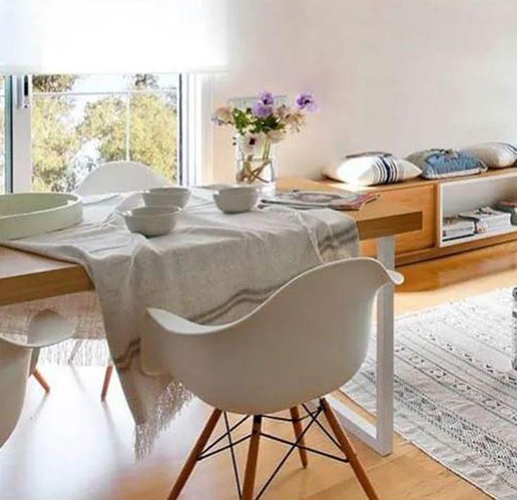 Cadeira Charles Eames c/ Braço