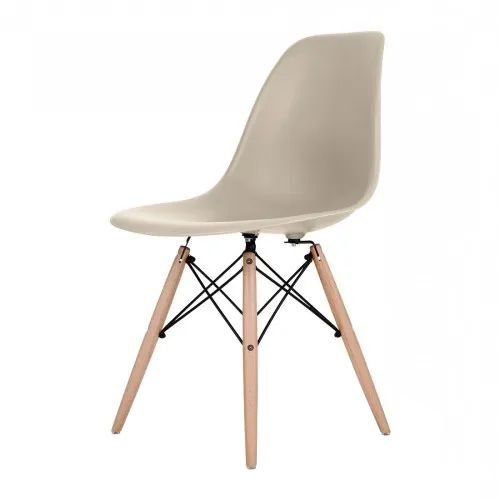 Cadeira Charles Eames Eiffel Khaki