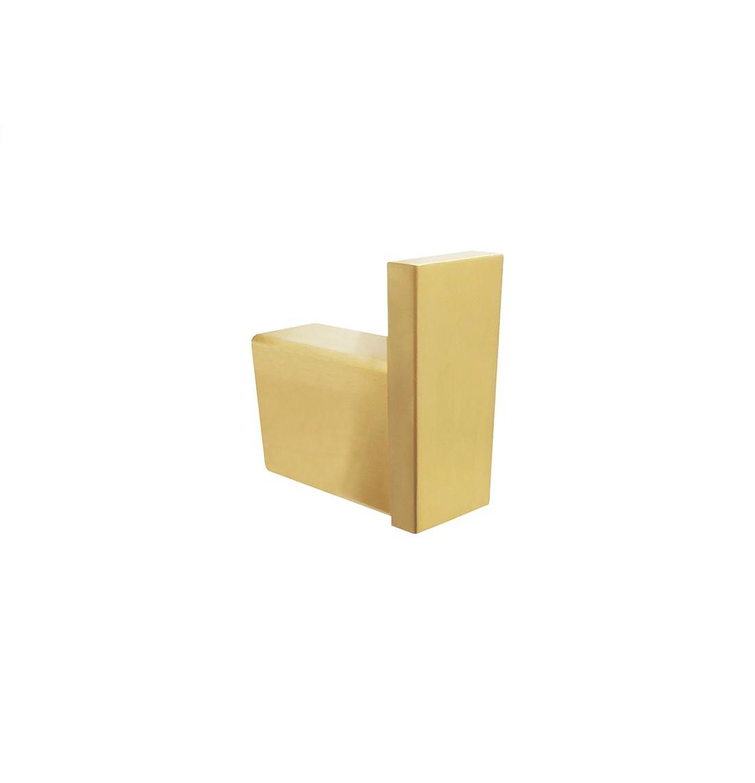 Gancho toalha dourado