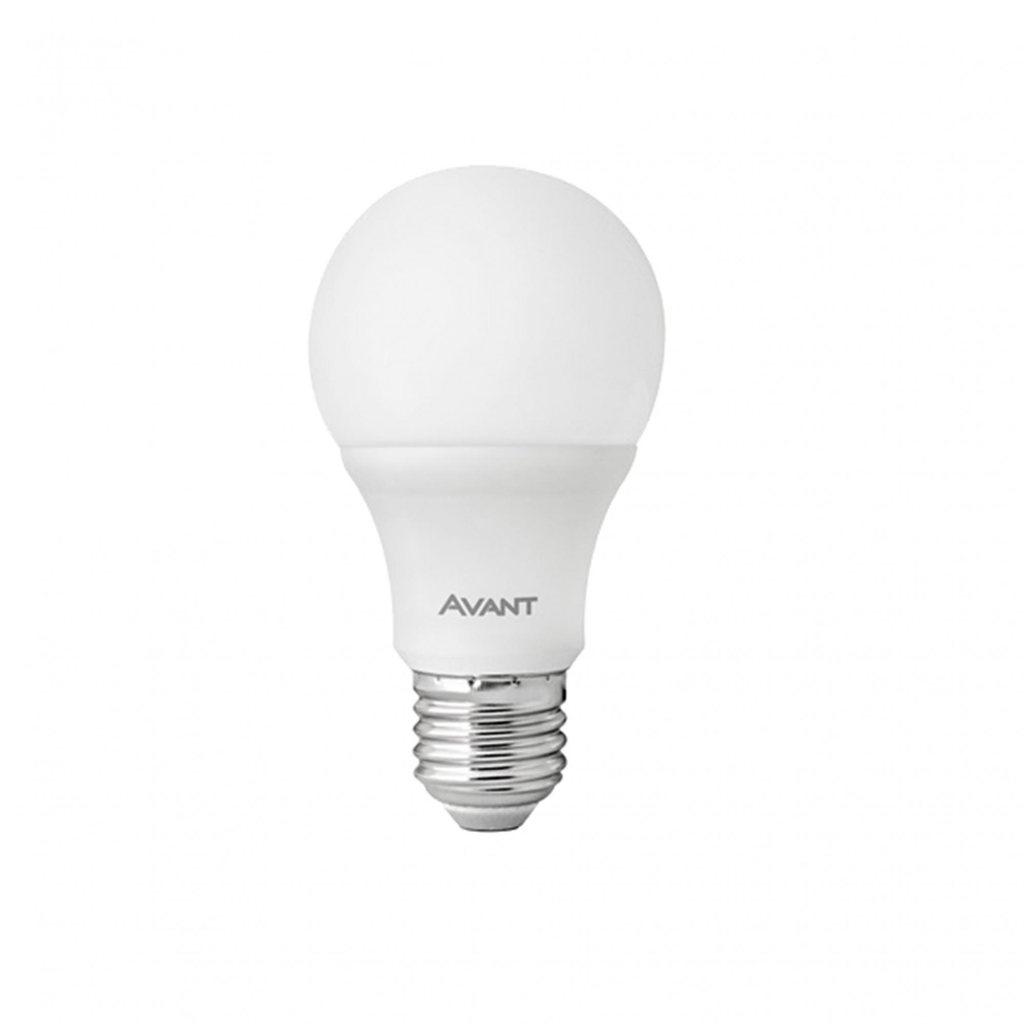 Lâmpada de Led 9w 6500k - Luz branca