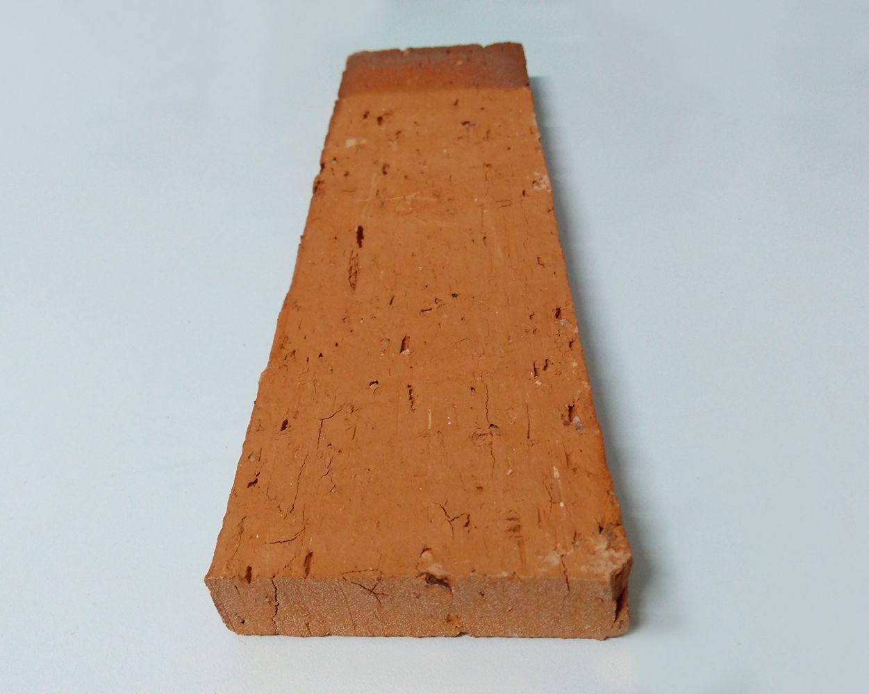 Tijolinho de Barro para Revestimento Rústico Caixa com 1,15 M²