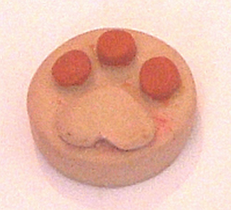 Biscoito Patinha 1g - 30 cavidades