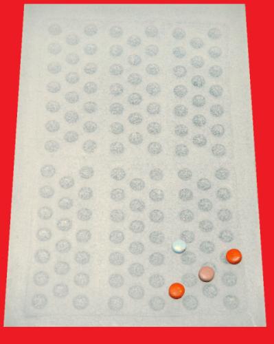 Comprimido Sublingual / HCG 0,2g (Aproximadamente 50mg)
