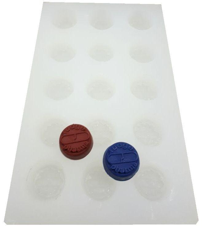 Redondo 5g com Logotipo