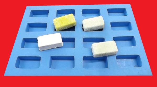 Tablete Torrão 12g - 15 cavidades