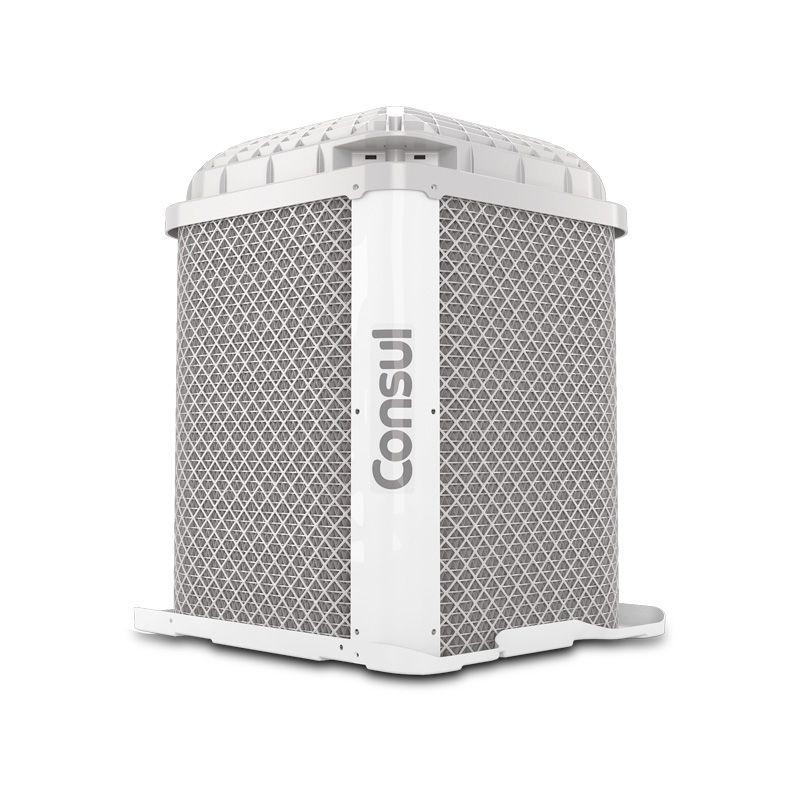 Ar condicionado split 9000 BTUs/h Consul frio com display discreto e unidade externa compacta - 220V - CBN09BB