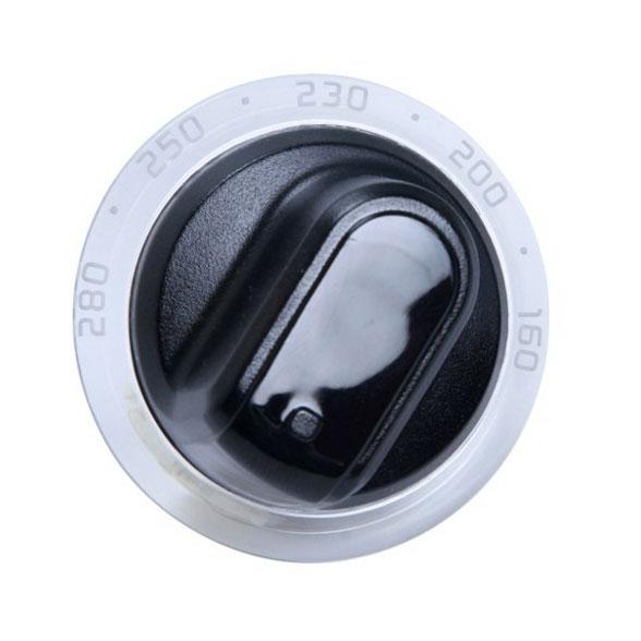Botão do Forno Fogão Brastemp Ative, Clean e Top Glas 4 5 e 6 Bocas Original W10516830