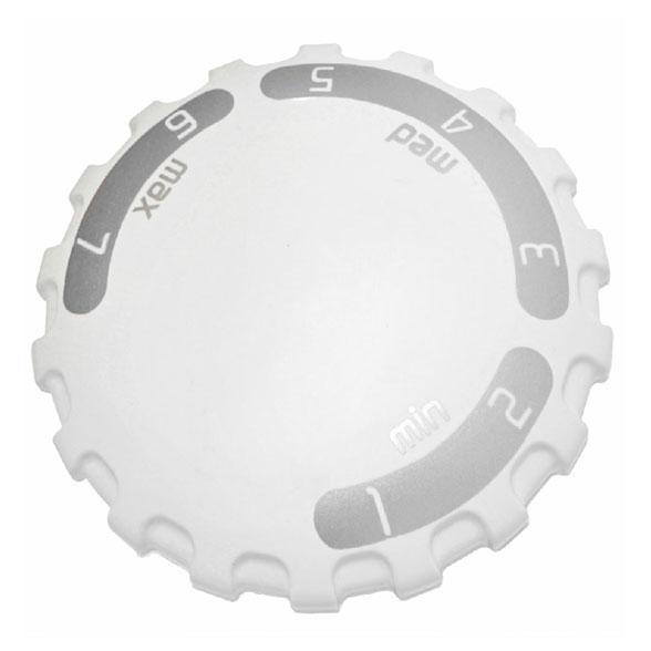 Botão Termostato Geladeira Brastemp Consul 326064977 Original