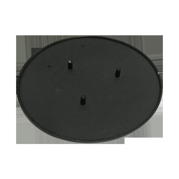Capa Queimador Rápido Fogão Consul 3 pinos Original W10524935