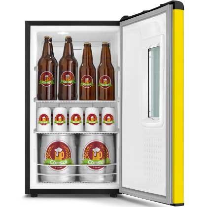 Cervejeira Consul Mais Amarela - CZD12AY