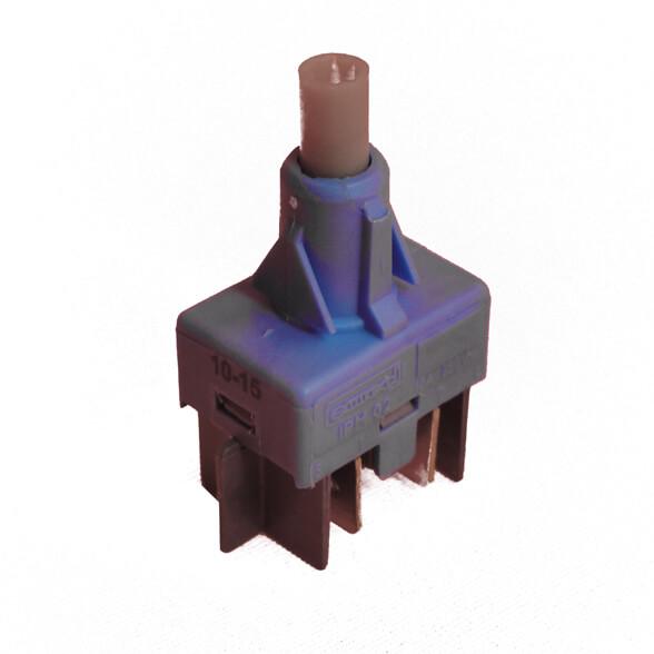 Interruptor Liga Desliga Secadora Brastemp Ative 10 kg Intelligent 10 kg e Supensa Chave Original W10528945