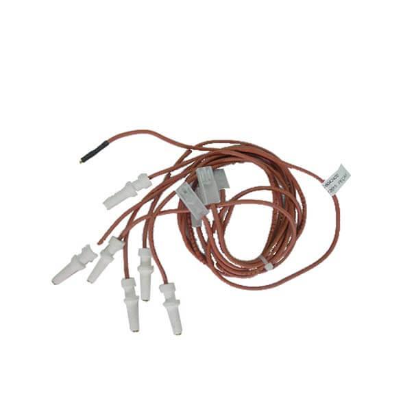 Chicote Acendimento Eletrodos Fogão Brastemp Ative 5 e 6 Bocas / Consul Original 326042420