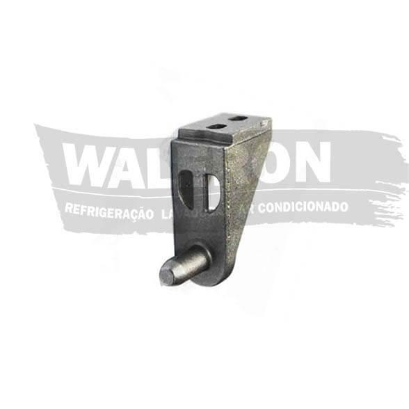 Dobradiça Inferior Original Geladeira e Freezer Brastemp e Consul 326025071