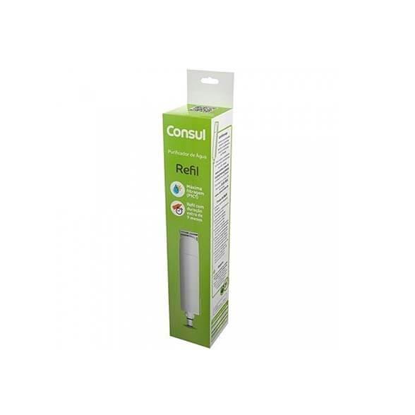 Refil Filtro Purificador de Água Consul ( CIX01AX ) Bem Estar CPC30 Facilite CPB35 Facilite W10301562