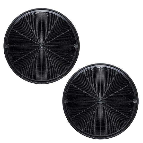 Filtro Carvão Ativado Coifa Brastemp Kit c/ 2 Original BAI60 BAI90 BAI91 326007016