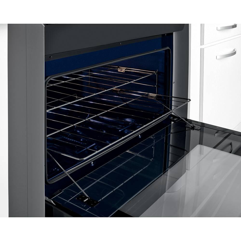 Fogão Brastemp Ative Top Glass 5 Bocas Piso - BFS5VAR
