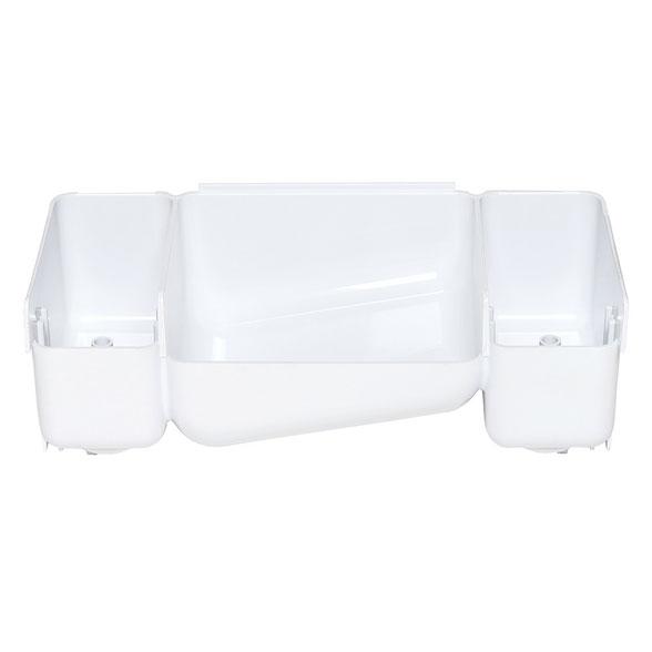 Gaveta Dispenser Lavadora Brastemp Ative 11 kg BWL11 Clean 10 kg 3 Divisórias Original W10223178