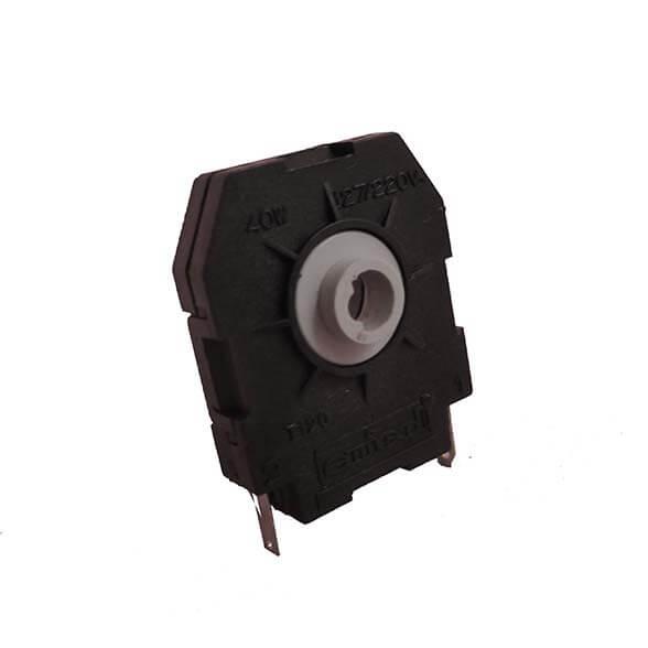 Interruptor Rotativo Original Cooktop Brastemp BDD60 326055399