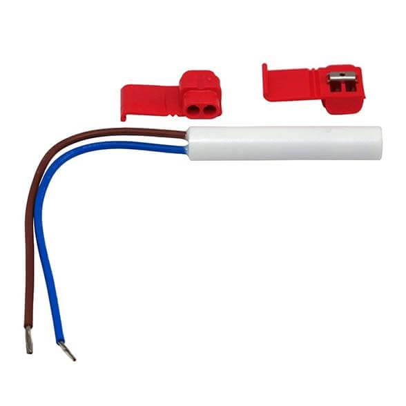 Kit Sensor Original 2,7K Geladeira e Freezer Brastemp Consul W10531315