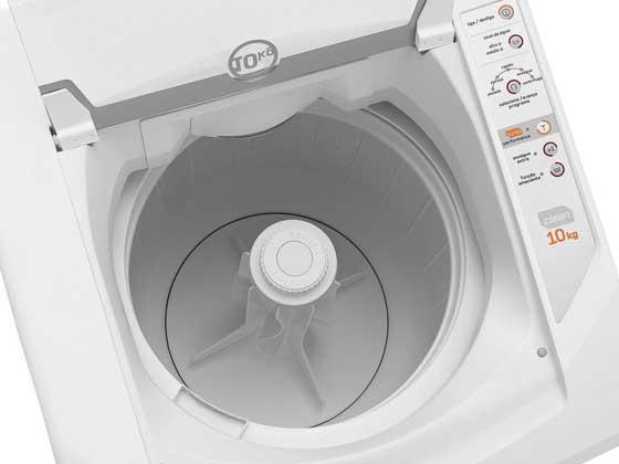 Lavadora Brastemp Clean 10Kg - BWC10BB