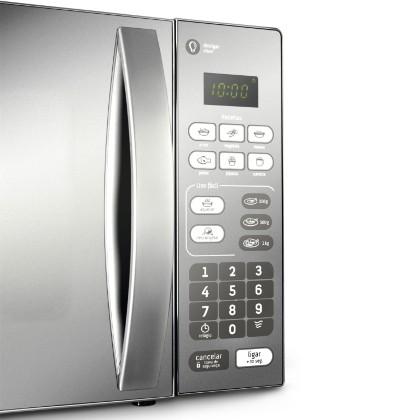 Micro-ondas Consul Espelhado 20 Litros - CM020BF
