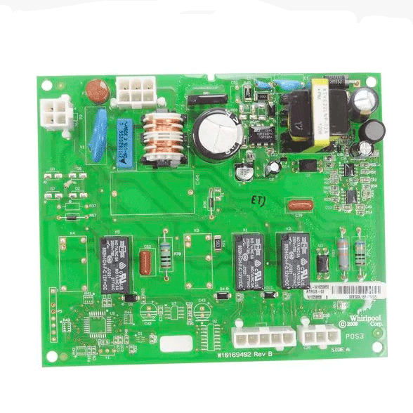 Modulo Eletrônico Geladeira Brastemp Side By Side 127V Original W10705742
