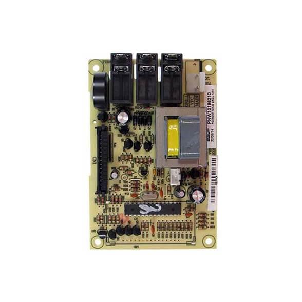 Placa Eletrônica 127V Original Microondas Brastemp BMG35A BMX35AR W10196210