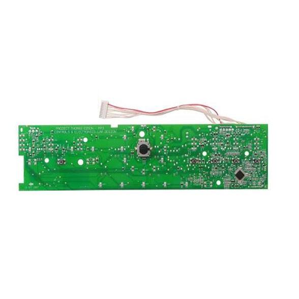 Placa Eletrônica Lavadora Brastemp 11 kg BWK11 Interface Original W10755942