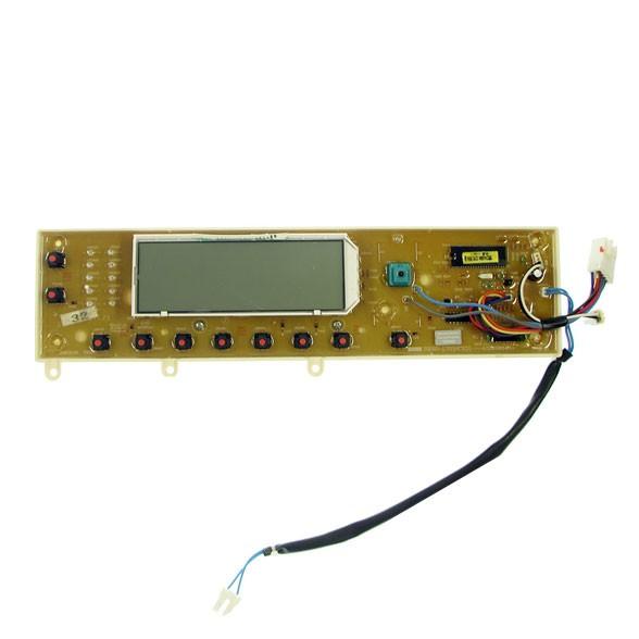 Placa Eletrônica Lava e Seca brastemp Ative 7 KG Interface Bivolt Original W10257140
