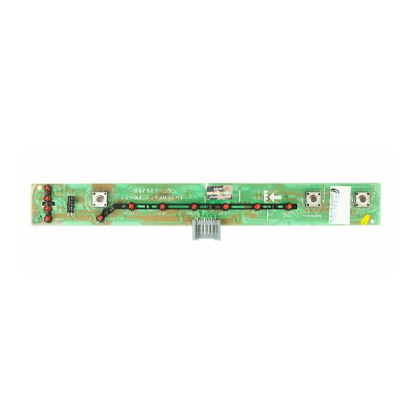 Placa Eletrônica Lava Louça Brastemp BLE20 8 Serviços Interface Original 326007714