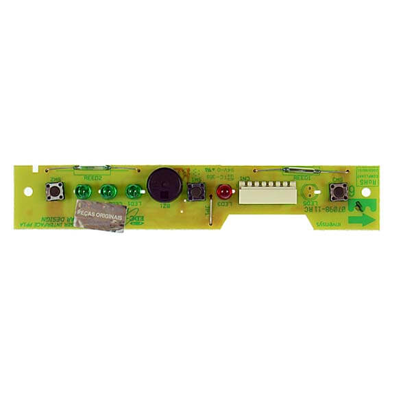 Placa Interface Original Geladeira Brastemp BRM40 / 44 / 47 / 48 326030310