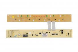Placa Eletrônica Lavadora Brastemp Auto Aquecimento 5 Kg BWQ22 Interface + Potência Bivolt Paralela