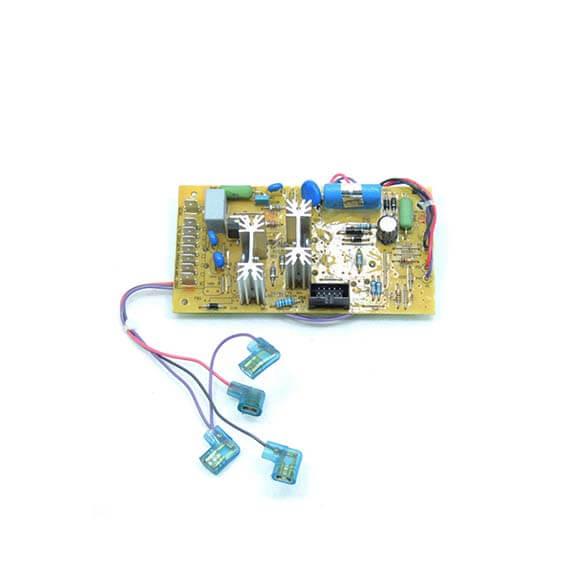 Placa Eletrônica Lavadora Brastemp Clean 10 kg BWC10 de Potência 220V Original W10185623