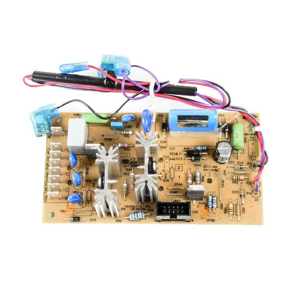 Placa Eletrônica Lavadora Brastemp Clean 10 kg BWC10 Turbo BWF08B BWF09 Potência 127V Original