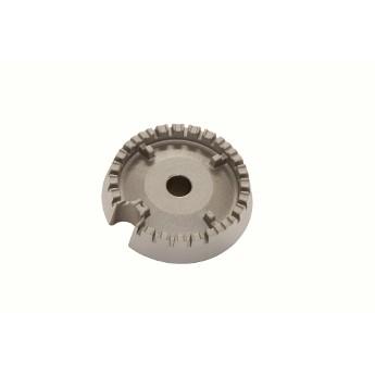 Queimador Semi Rápido Pequeno Original Fogão Brastemp W10224624
