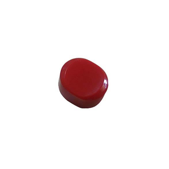 Tecla Vermelha Original Lavadora Brastemp Clean 000386626