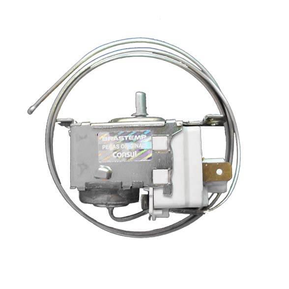 Termostato Dupla Ação Original Freezer Horizontal Consul CHB41 CHB53 001016342