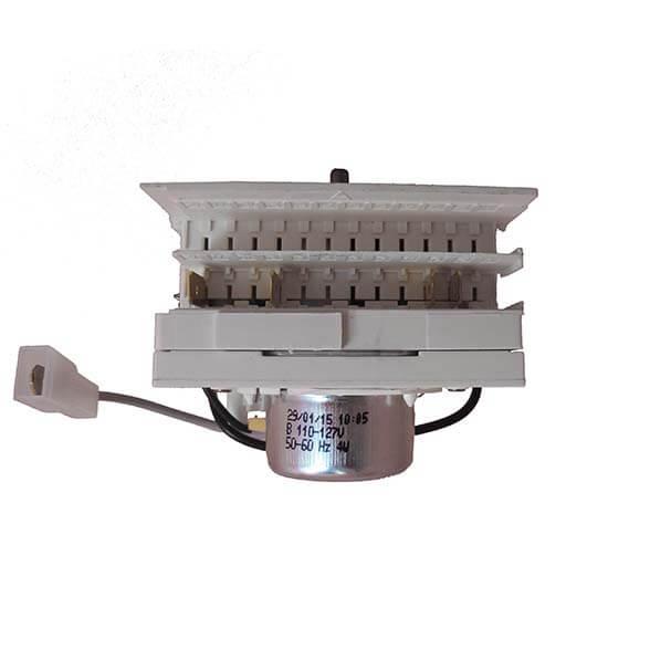 Timer 127V Original Secadora Brastemp Ative BSI10 BSR10 BSX10 W10350983