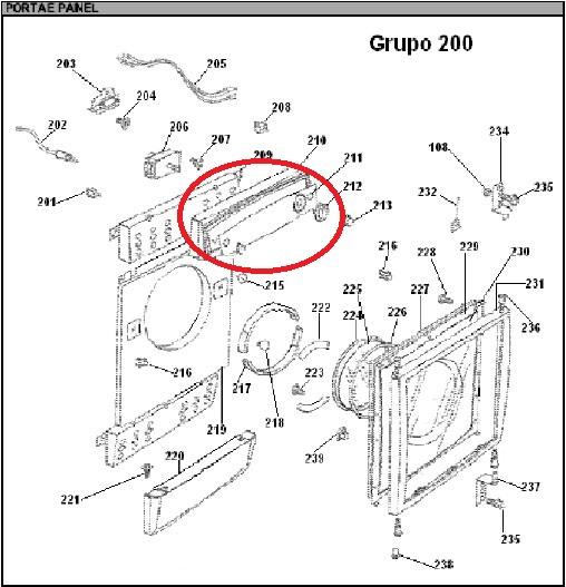 Adesivo Secadora Brastemp Intelligent 10 kg Suspensa BSI24 Original 326010847