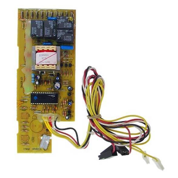 Placa Eletrônica Timer Lava Louça Brastemp Compacta BLC19 BVM 19 CLC19 127v Original