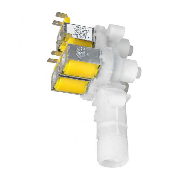 Válvula Lavadora Brastemp Turbo e Outras 3 Vias 127V W10210544