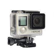 Câmera Digital GoPro Hero 4 Silver Adventure 12MP com WiFi Bluetooth e Gravação 4K