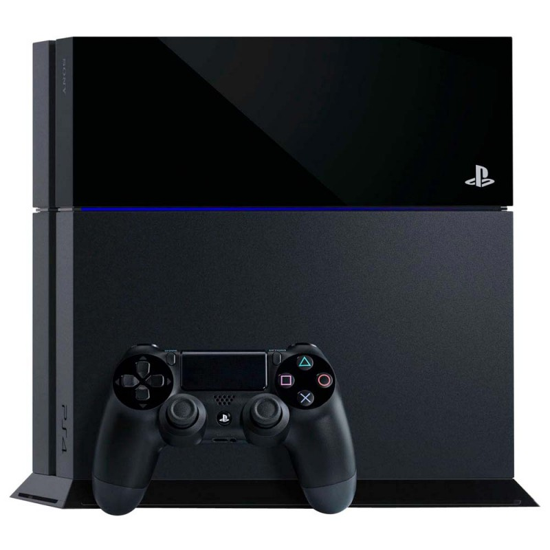Console Playstation 4 Sony 500GB, 1 Controle Sem Fio - Bivolt