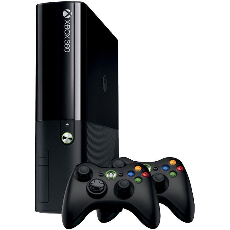 Console Xbox 360 4GB + 2 Controles